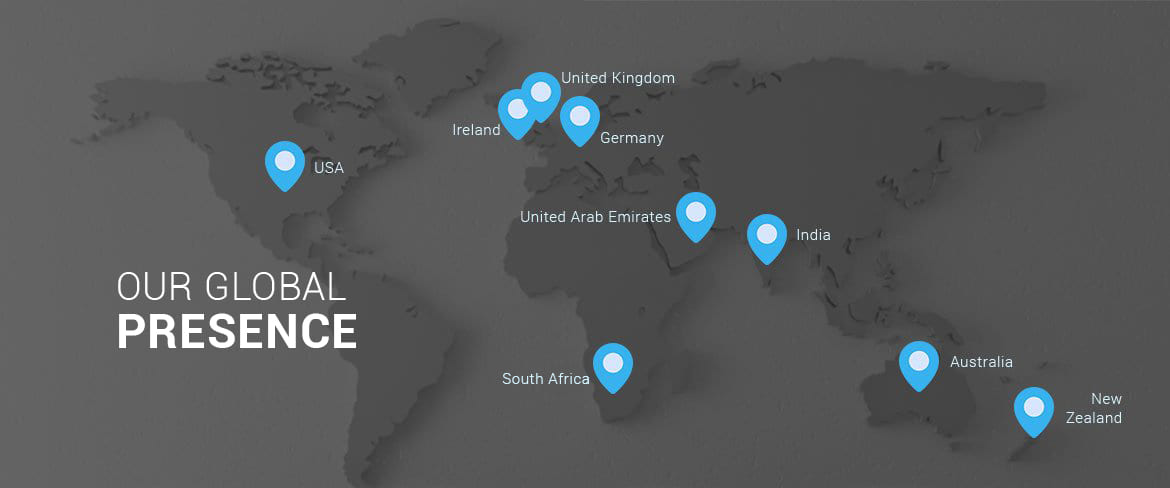 Our Global Offices
